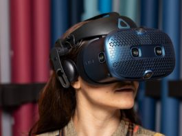 HTC's new VR headsets
